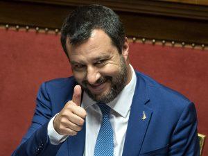 """Time, Matteo Salvini è tra le 100 persone più influenti del mondo: """"Può diventare il più potente"""""""