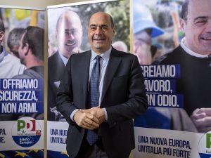 """Nicola Zingaretti: """"Se Di Maio e Salvini litigano su tutto è meglio tornare al voto subito"""""""