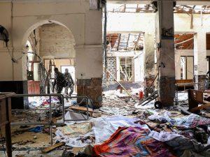 Attentati Sri Lanka: bilancio vittime sale a 359, nella nott
