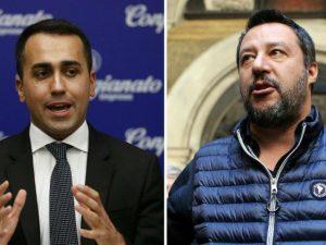 """Sea Watch, Luigi Di Maio stuzzica Matteo Salvini: """"Anche io indagato, ma non mi sento Napoleone"""""""
