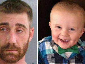 Litiga con la moglie e spara al figlio di 2 anni col fucile: