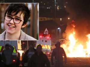 Abbiamo ucciso noi la giornalista Lyra McKee! Nord Irlanda,