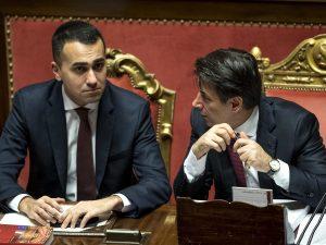 """Luigi Di Maio difende Conte dagli attacchi della Lega: """"Sono"""