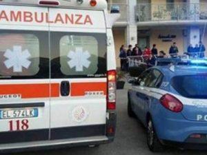 Torino, non vuol farsi la foto segnaletica e stacca a morsi