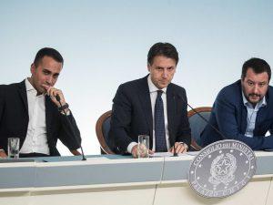 """Scontro sul Decreto sicurezza bis in Cdm, Conte: """"Criticità"""