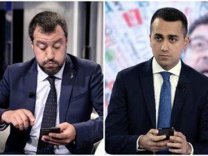 """Caso Savoini, Luigi Di Maio strappa: """"Matteo Salvini vada in Parlamento a riferire"""""""