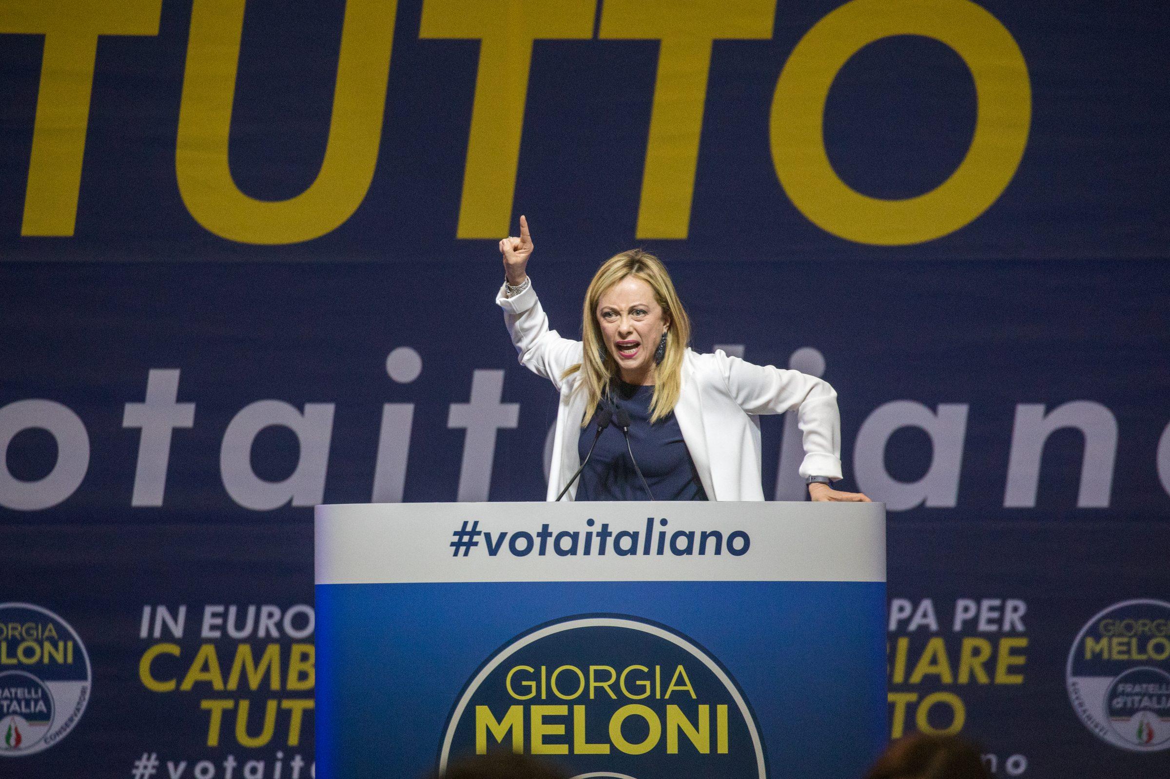 Elezioni europee 2019: i candidati di Fratelli d'Italia e le