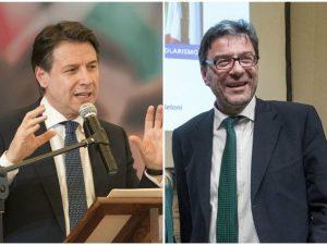 """Scontro Lega-M5S, Giorgetti: """"Giuseppe Conte tifa Movimento"""". La risposta: """"Accusa gravissima"""""""