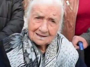 Foggia, Maria Giuseppina è l'elettrice più anziana d'Europa: