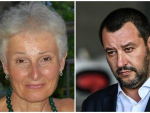 Palermo, la prof sospesa pronta a incontrare Salvini: in centinaia in ...