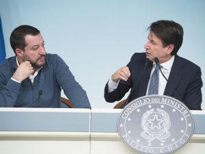 """Fondi russi alla Lega, Conte attacca Salvini: """"Io riferisco"""