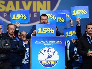 Matteo Salvini: Non chiederò poltrone in più dopo il 26 magg
