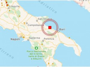 """Terremoto in Puglia, l'esperto dell'Ingv: """"Scossa di 3.9 pro"""