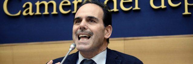 """36f810c12a Marcucci (Pd): """"Conte apra la crisi in Parlamento, non c'è un'altra  maggioranza possibile"""""""