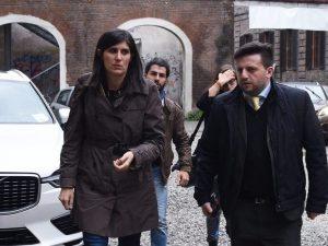 La sindaca di Torino Chiara Appendino è indagata per una consulenza al suo ex portavoce