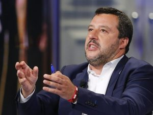 "Sea Watch, Matteo Salvini ribadisce: ""Olanda apra i suoi por"