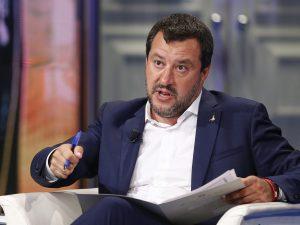 Per Salvini il modo migliore per punire la donna chiamata 'M