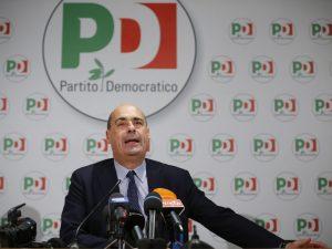 """Direzione Pd, l'appello all'unità di Nicola Zingaretti: """"Ric"""
