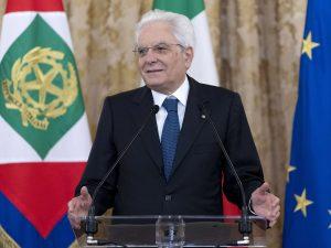 Rifugiati, Mattarella: Accoglienza è principio fondamentale della Costituzione