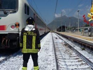 Frecciabianca investe e uccide una persona: traffico ferrovi