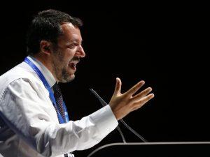 """Matteo Salvini: """"È arrivato il momento del vero cambiamento"""