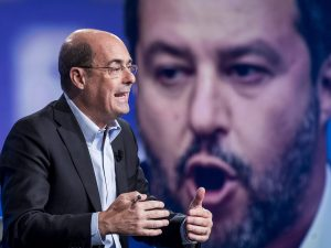 """Salvini mette alla gogna ragazzo dislessico, Zingaretti: """"Fermiamo deriva ..."""