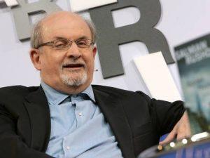"""Salman Rushdie in Italia: """"La libertà d'espressione è in per"""