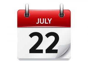 Le notizie e i fatti di oggi lunedì 22 luglio 2019