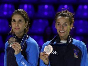 Mondiali di scherma: 3 medaglie di bronzo per l'Italia con S