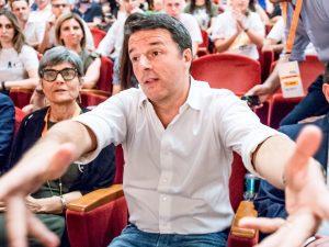 """Renzi chiama Conte e gli annuncia il suo addio al Pd: """"Garan"""