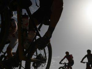 Trentino, perde il controllo della mountain bike e fa un vol