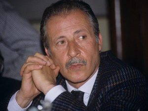 """Paolo Borsellino: il """"coraggio"""" (etimologicamente) è sicilia"""