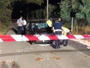 Incidente a Cerignola, auto travolge 6 amici di 12 e 13 anni all'uscita dal bowling: feriti