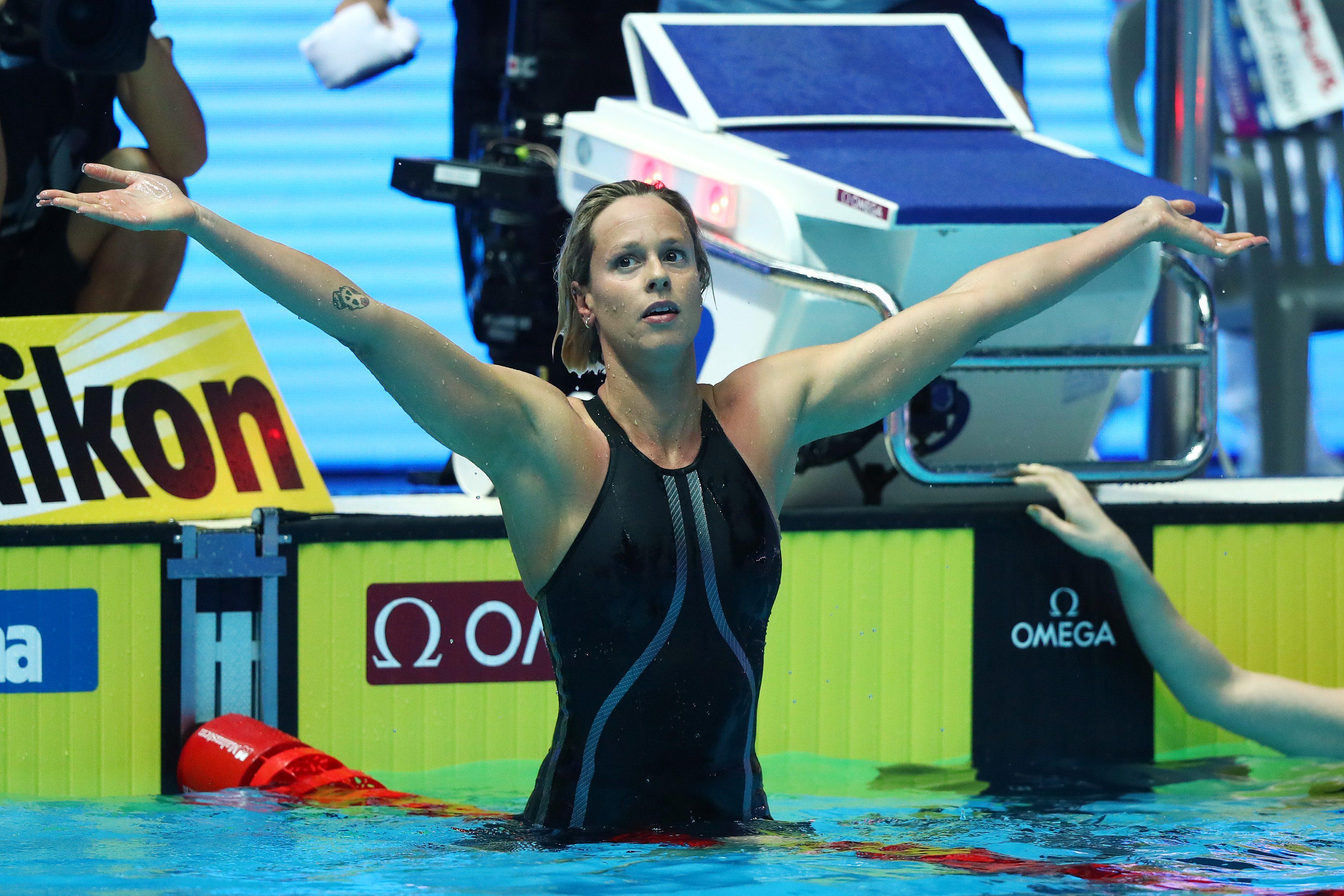 69e662cedb9f Mondiali Nuoto 2019, Federica Pellegrini vince l'oro nei 200 stile libero