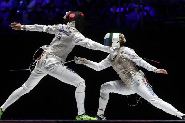 Mondiali Budapest 2019, medaglia d'argento amara nel fiorett