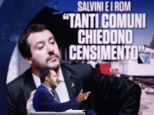 Cosa dice la direttiva di Matteo Salvini sulla schedatura e