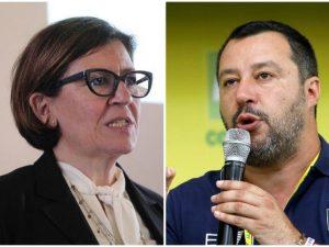 """Duello Difesa Viminale, Salvini: """"Linea più morbida su immig"""