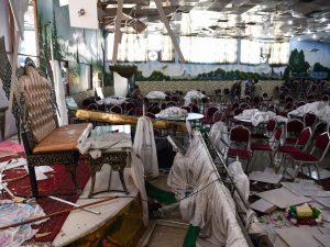Kabul, strage al matrimonio: bomba uccide 60 persone. 200 fe