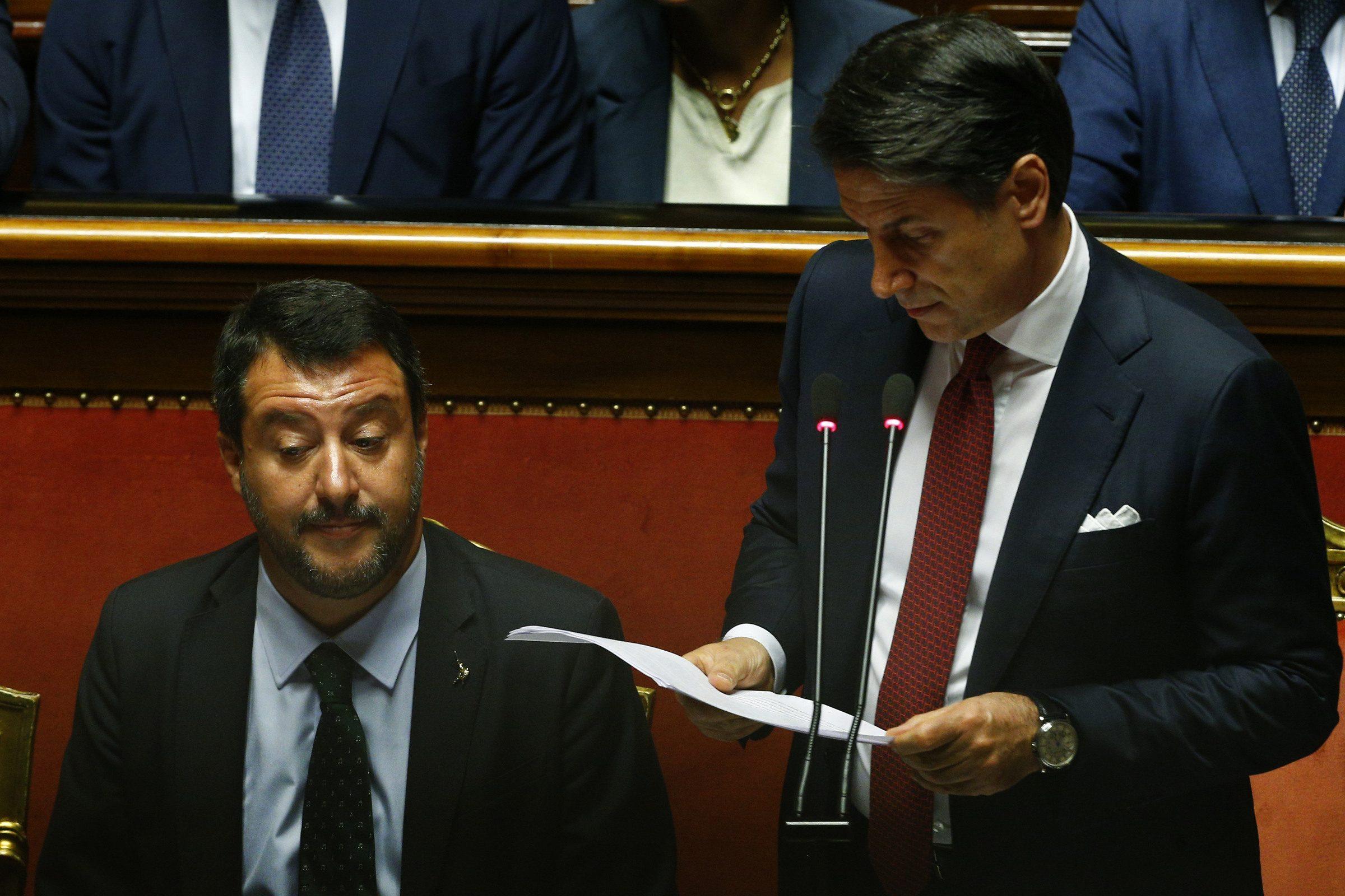 Sondaggi politici, il 60% degli italiani pensa che Conte abbia battuto ...