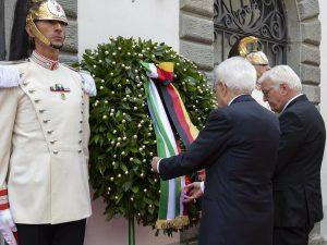 """Eccidio di Vinca, Mattarella: """"Tedeschi e italiani scatenaro"""