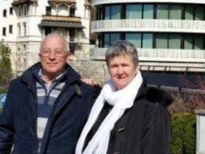 Torino, moglie e marito uccisi mentre sono in moto. Travolti