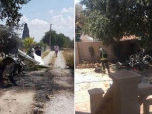 Tragico schianto in volo tra elicottero e aereo a Maiorca: a