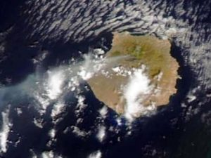 Spagna, vasto incendio a Gran Canaria: evacuate 8mila person