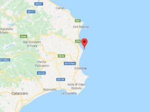 Terremoto a in Calabria, scossa di magnitudo 3.2 sveglia la