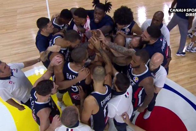 Mondiali basket |  clamorosa eliminazione degli Stati Uniti battuti dopo 13 anni di vittorie