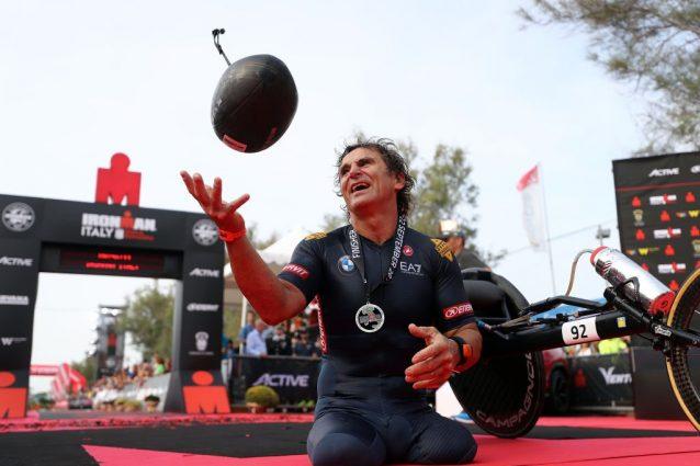 """Ironman, altro record mondiale di Alex Zanardi: """"Voglio camp"""