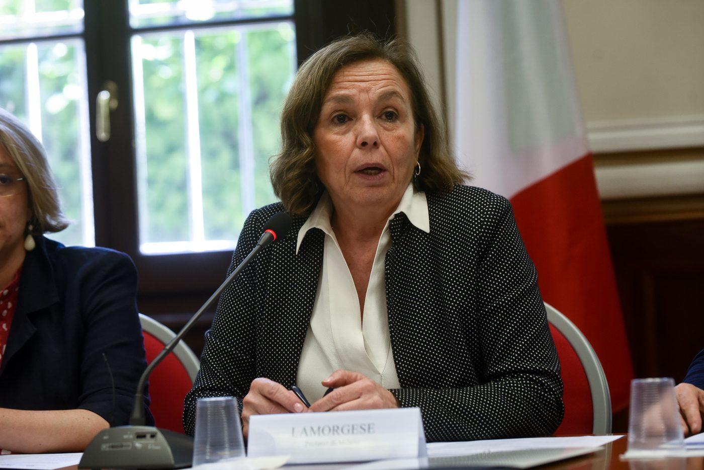 Chi è Luciana Lamorgese, il ministro dell'Interno del governo Conte ...