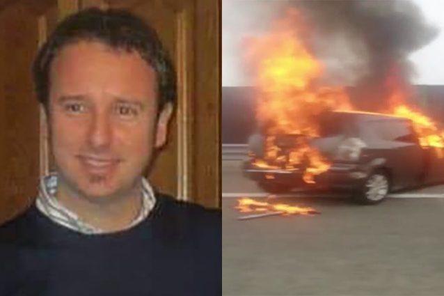 Incidente Pinerolo, Giuseppe morto carbonizzato con la figlia di 6 ...