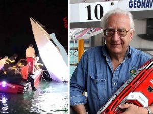 Venezia, barca si schianta su diga: 3 morti e un ferito nel