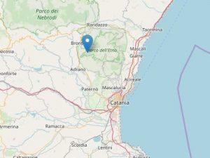 Terremoto a Bronte: due scosse in dieci minuti, la più forte